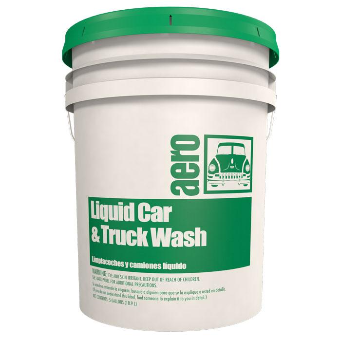 LIQ CAR & TRUCK WASH  5 GAL