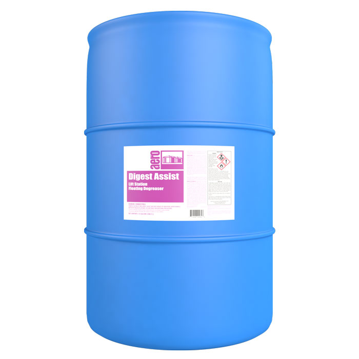 DIGEST ASSIST  55 GAL DRUM