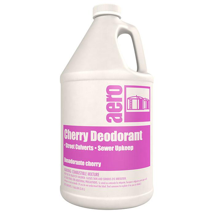 CHERRY DEODORANT  4-1 GAL CA