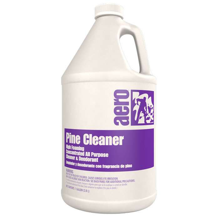 PINE CLEANER  4-1 GAL CASE
