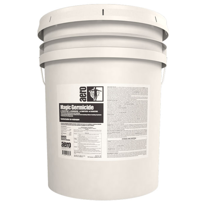 MAGIC GERMICIDE  5 GAL PAIL