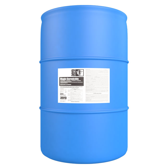 MAGIC GERMICIDE 55 GAL DRUM