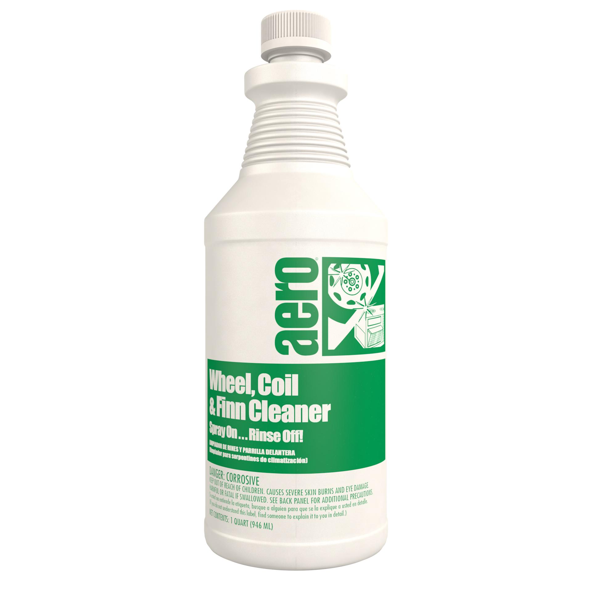 WHEEL COIL & FINN CLEANER  1