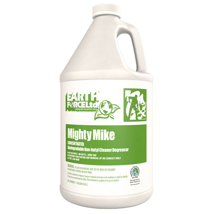 EARTH FORCE MIGHTY MIKE 4-1