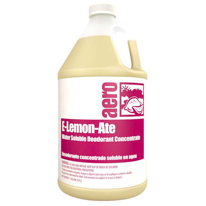 E-LEMON-ATE 4-1 GAL CASE