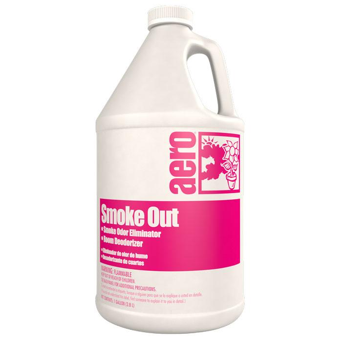 SMOKE OUT  4-1 GAL CASE