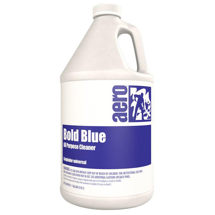BOLD BLUE ALL PURPOSE CLNR