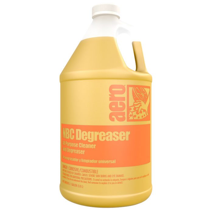 NBC DEGREASER  4-1 GAL CASE