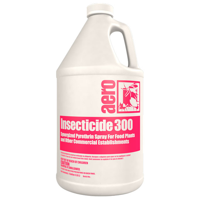 INSECTICIDE 300  4-1 GAL CAS