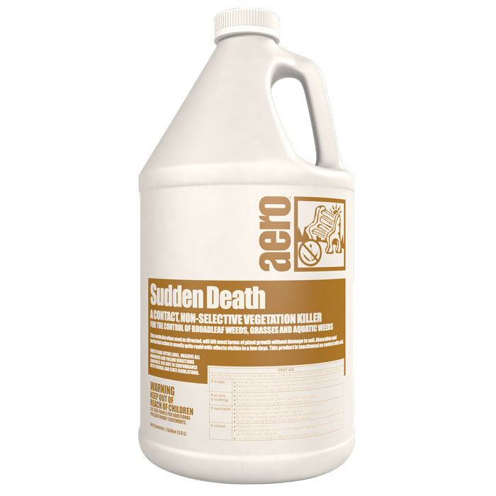 SUDDEN DEATH  4-1 GAL CASE