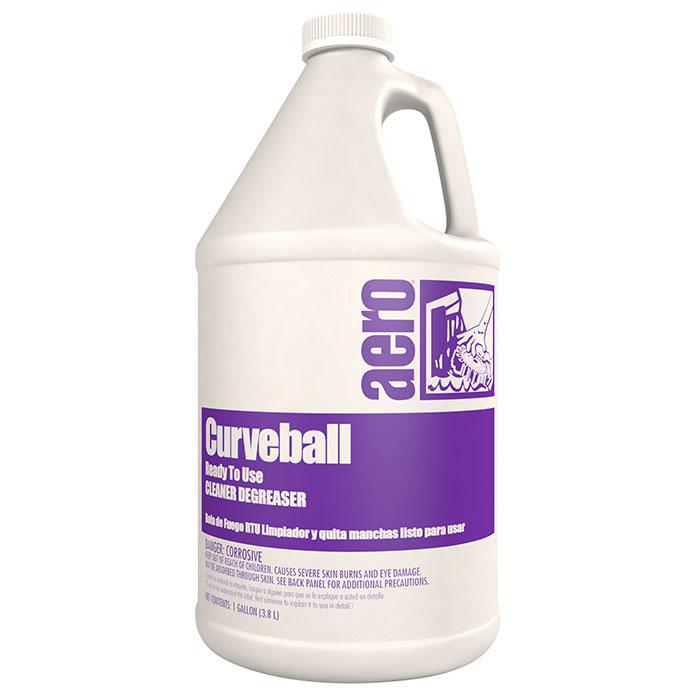 CURVEBALL  4-1 GAL CASE