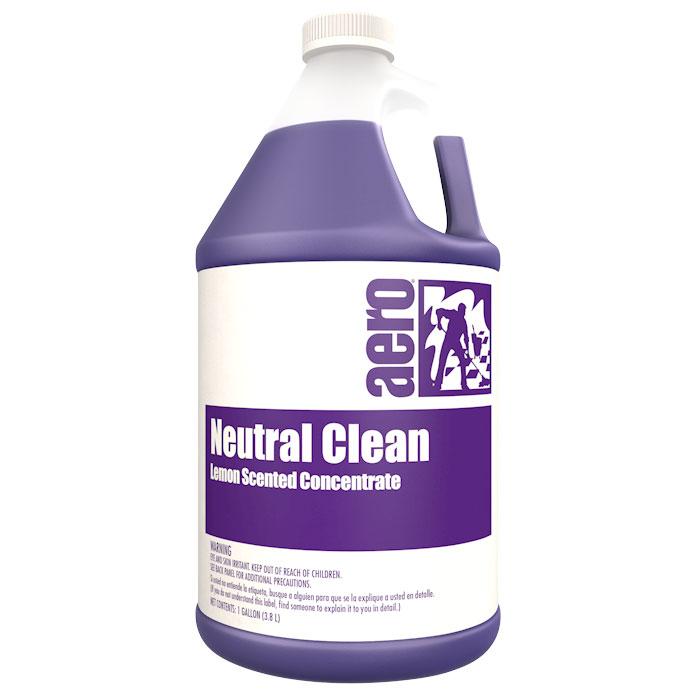 NEUTRAL CLEAN  4-1 GAL CASE