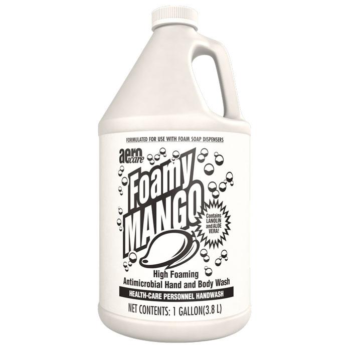 FOAMY MANGO  4-1 GAL CASE