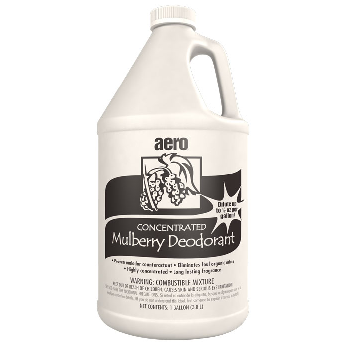 MULBERRY DEOD CONC.  4-1 GAL