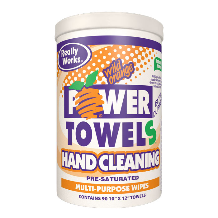 HAND WIPES SINGLE 6-90 CT WHIT